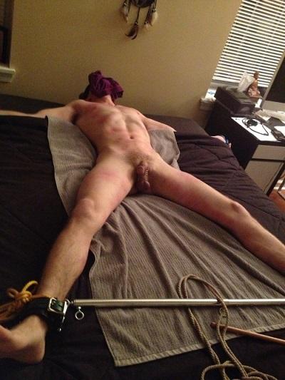 rope bondage, domination kink